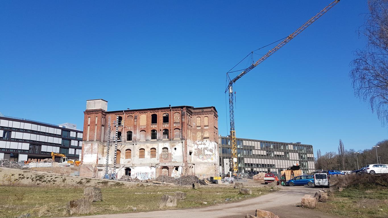 UNI-Kassel-Kopfbauten